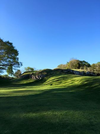 Silverdale golf club cover picture