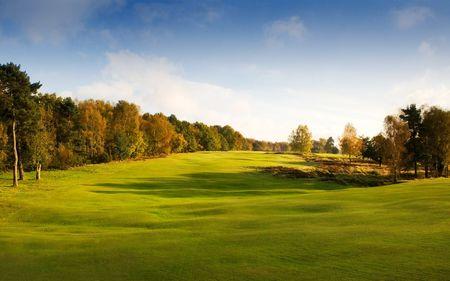 Silverstone Golf Club Cover Picture