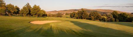 Skipton Golf Club Cover
