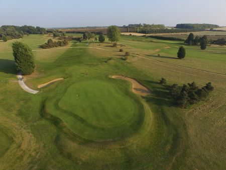 Sleaford Golf Club Cover Picture
