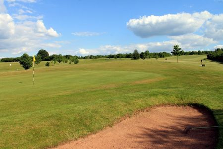 Overview of golf course named South Herefordshire Golf Club