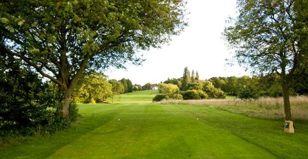 South herts golf club cover picture