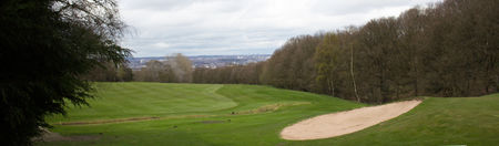 South leeds golf club cover picture