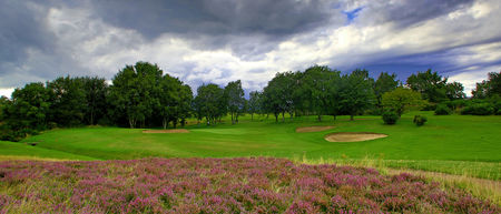 South Moor Golf Club Cover Picture