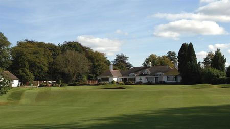 South Staffs Golf Club Cover Picture