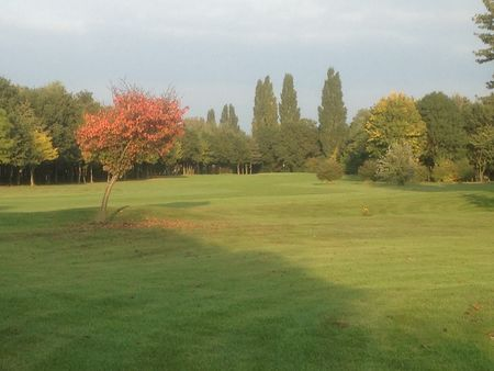 Overview of golf course named Southwell Golf Club
