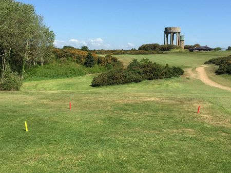 Overview of golf course named Southwold Golf Club
