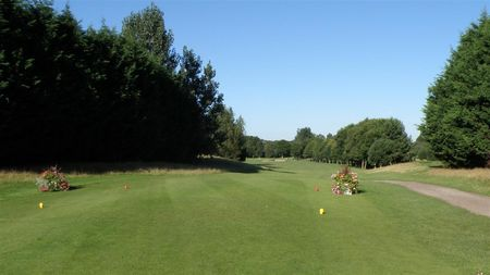 Southwood golf club cover picture