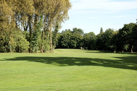 Overview of golf course named Springhead Park Golf Club