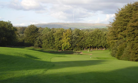 Overview of golf course named Standish Court Golf Club