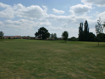 Overview of golf course named Stanmore and Edgware Golf Centre