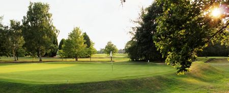 Overview of golf course named Stanton-on-The-Wolds Golf Club