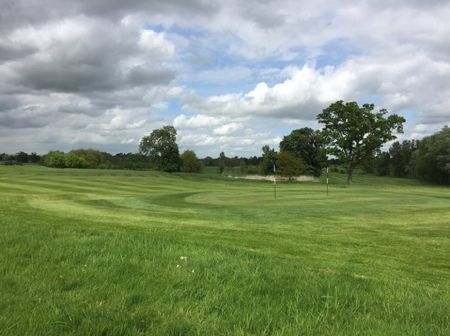 Stapleford Park Golf Club Cover