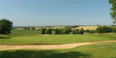 Overview of golf course named Staverton Park Golf Club