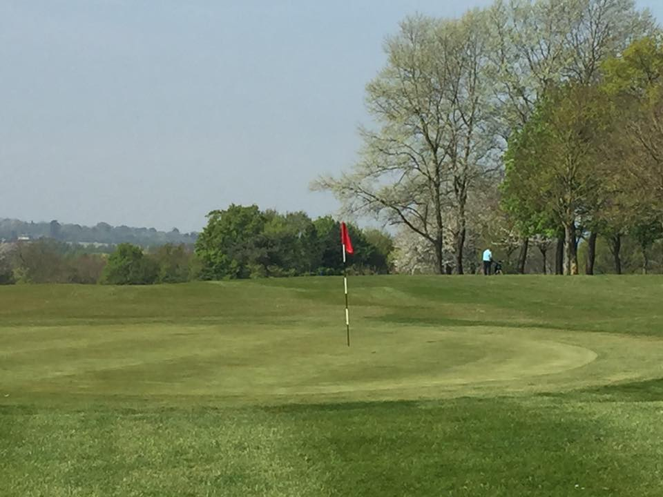 Overview of golf course named Stevenage Golf and Conference Centre