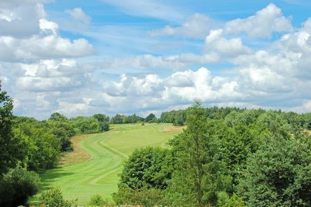 Stoke by nayland golf club cover picture