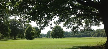 Overview of golf course named Stoneleigh Deer Park Golf Club