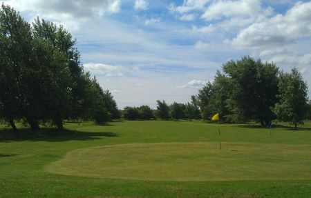 Overview of golf course named Stonham Barns Golf Centre