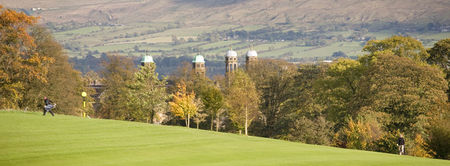 Stonyhurst Park Golf Club Cover Picture
