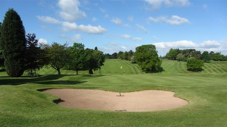 Overview of golf course named Stourbridge Golf Club