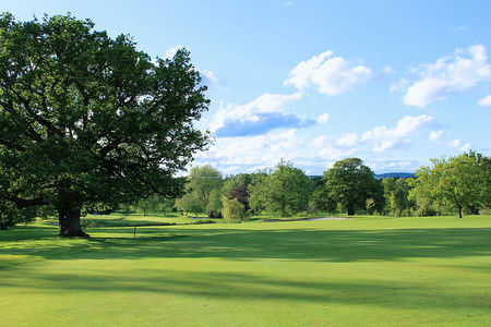 Stover Golf Club Cover Picture