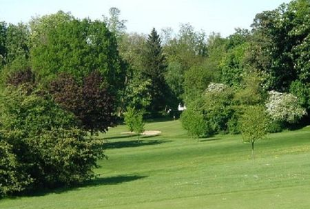 Overview of golf course named Stowmarket Golf Club