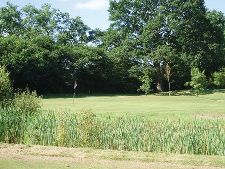 Sturminster marshall golf club cover picture