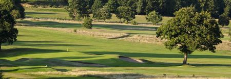 Overview of golf course named Huddersfield Golf Club