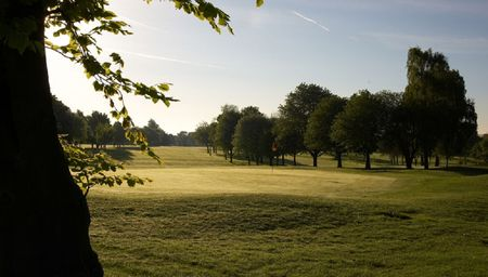 Overview of golf course named Hull Golf Club