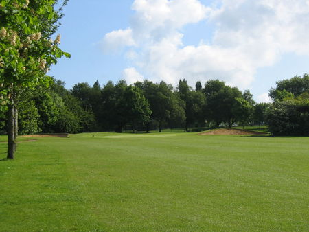 Humberstone Heights Golf Club Cover
