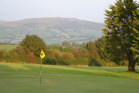 Hurdwick Golf Club Cover
