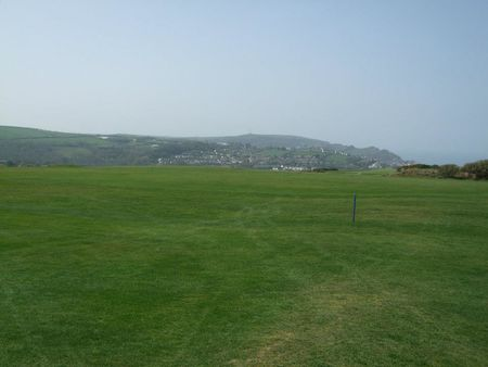 Overview of golf course named Ilfracombe Golf Club