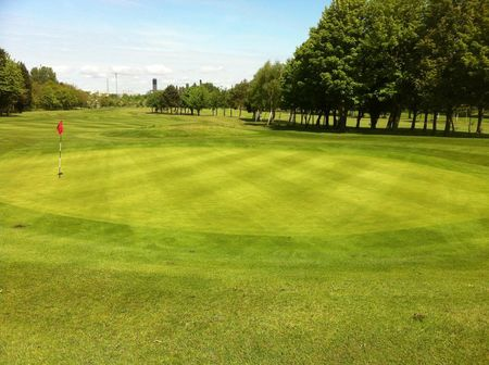 Overview of golf course named Immingham Golf Club