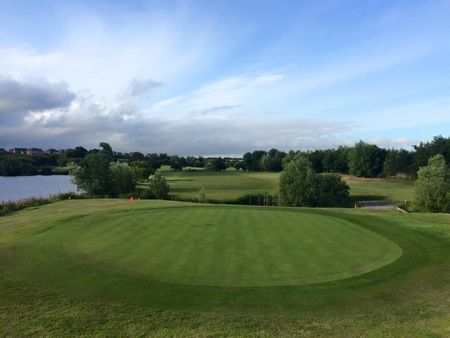 Overview of golf course named Ingleby Barwick Golf Academy