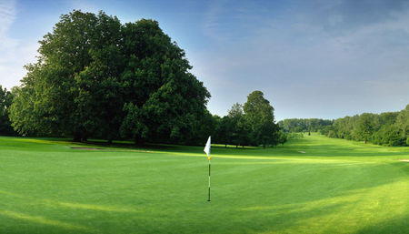 John O'Gaunt Golf Club Cover Picture