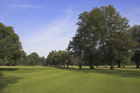Overview of golf course named Tylney Park Golf Club