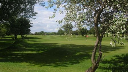 Overview of golf course named Tynemouth Golf Club