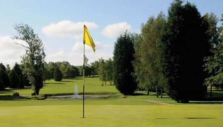 Overview of golf course named Ullesthorpe Golf Club