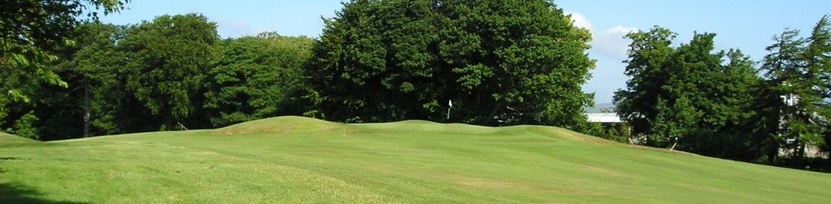 Ulverston golf club cover picture