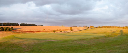 Upavon Golf Club Cover Picture