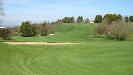 Upchurch river valley golf course cover picture