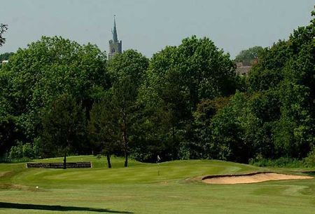 Overview of golf course named Upminster Golf Club