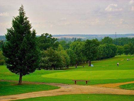 Uxbridge Golf Course Cover Picture