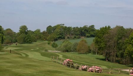 Overview of golf course named Vale Royal Abbey Golf Club