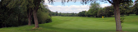 Verulam golf club cover picture