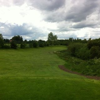 Wallsend golf club cover picture