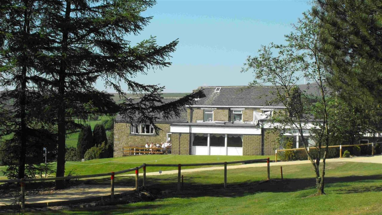 Walmersley golf club cover picture