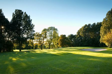 Overview of golf course named Walsall Golf Club