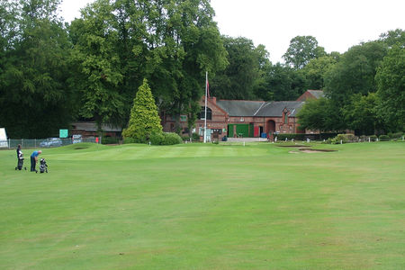 Walton Hall Golf Club Cover Picture
