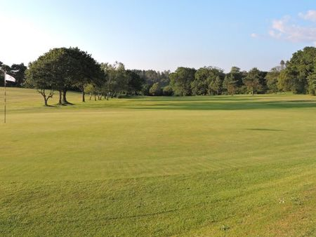 Wareham Golf Club Cover Picture